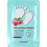 Tonymoly I'm Lovely Peach Foot Mask