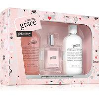Philosophy Amazing Grace 3 Piece Gift Set