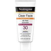 Neutrogena Clear Face Liquid-lotion Sunblock (packaging May Vary)