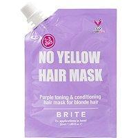 Brite No Yellow Hair Mask