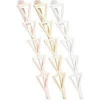 Kitsch Triangle Bobby Pins 3 Pc