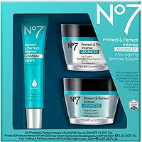 No7 Protect & Perfect Intense Advanced Anti-ageing Skincare System