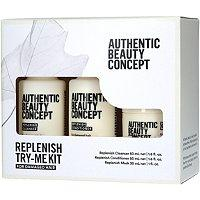 Authentic Beauty Concept Replenish Try-me Kit