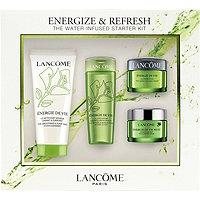 Lancome Energize & Refresh The Water-infused Energie De Vie Starter Kit