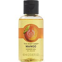 The Body Shop Travel Size Mango Shower Gel