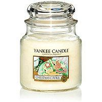 Yankee Candle Company Christmas Cookie Candle