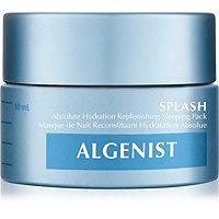 Algenist Travel Size Splash Absolute Hydration Replenishing Sleeping Pack