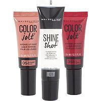 Maybelline Shine With A Jolt Of Color Nice Limited Edition Set
