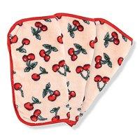 The Vintage Cosmetic Company Cherry Print Make-up Removing Cloths
