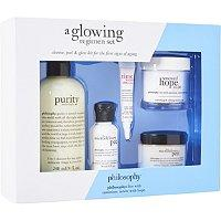 Philosophy A Glowing Regimen Loyalty Set