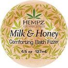 Hempz Milk & Honey Comforting Bath Fizzer