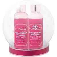 Ulta Snow Globe Bath Gift Set Pomegranate Prosecco