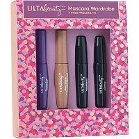 Ulta Mascara Wardrobe - 4 Piece Mascara Kit