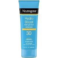 Neutrogena Hydro Boost Sunscreen Spf 30 (packaging May Vary)