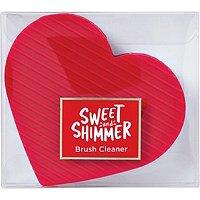 Sweet & Shimmer Makeup Brush Cleaning Pad