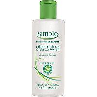 Simple Cleansing Micellar Water