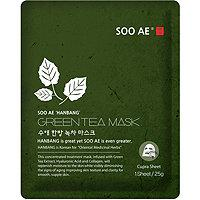 Soo Ae Hanbang Green Tea Mask