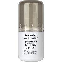 Wet N Wild Photo Focus Setting Spray - Seal The Deal
