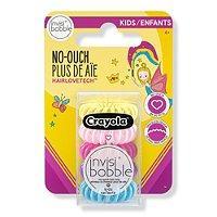 Invisibobble Kids - Crayola Multipack
