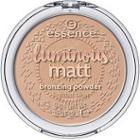 Essence Luminous Matt Bronzing Powder