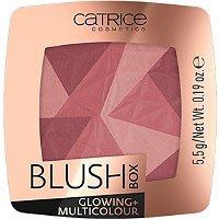 Catrice Blush Box Glowing + Multicolor