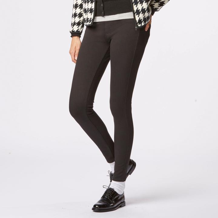 Uniqlo Women Leggings Pants In Black