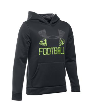 Under Armour Boys' Ua Inline Football Hoodie