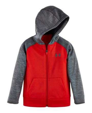 Under Armour Boys' Infant Ua Armour Fleece Twist Raglan Hoodie