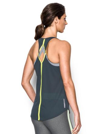 Under Armour Women's Ua Fly-by Tank