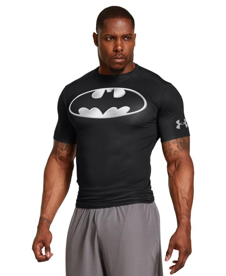 Men's Under Armour Chrome Compression Shortsleeve Shirt