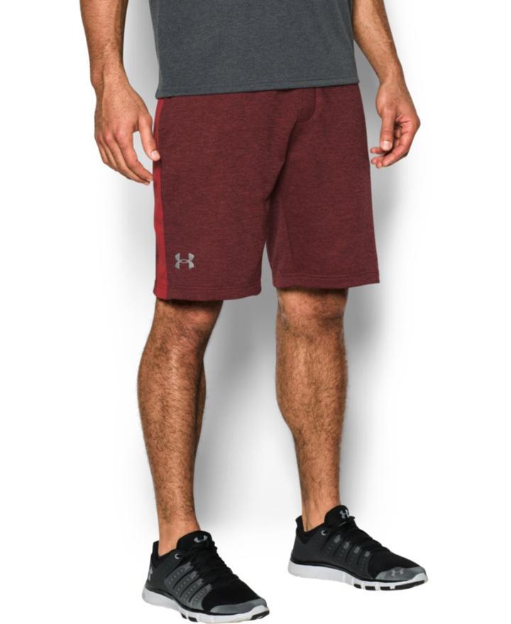 Under Armour Men's Ua Tech Terry Shorts