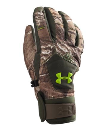 Under Armour Boys' Ua Scent Control Coldgear Infrared Primer Gloves