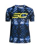 Under Armour Boys' Sc30 Logo T-shirt