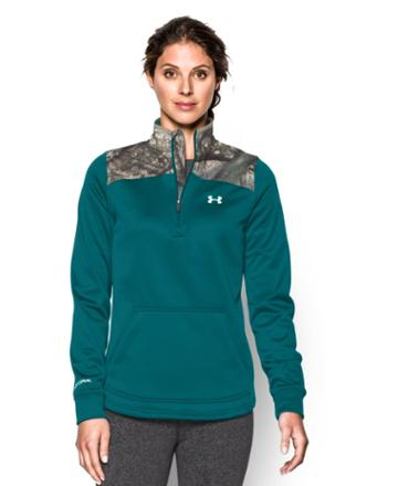 Under Armour Women's Ua Caliber 1/2 Zip