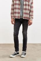 Urban Outfitters Cheap Monday Tight Shadow Destructed Skinny Jean