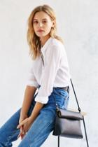 Urban Outfitters Silence + Noise Roll Clutch Crossbody Bag