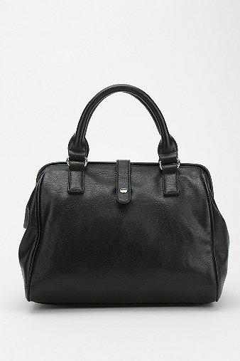 Vegan Leather Doctor Bag