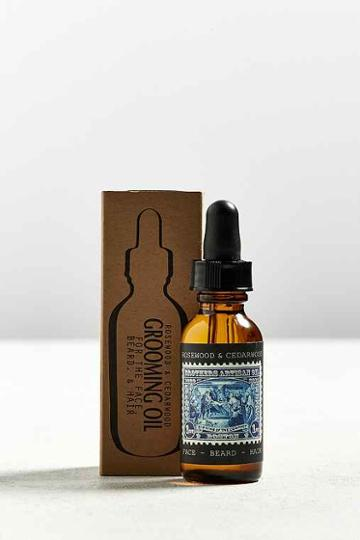 Urban Outfitters Brothers Artisan Oil Grooming Oil,rosewood,one Size