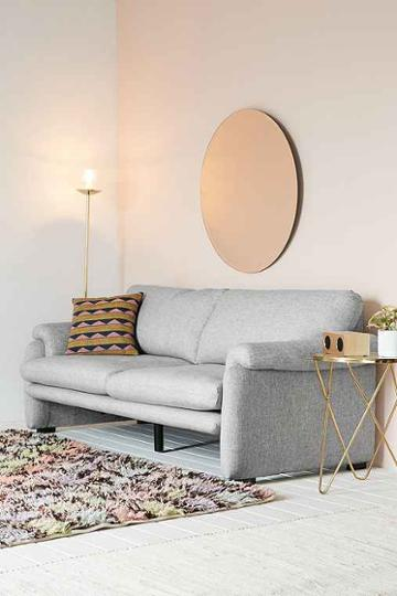 Urban Outfitters Elodie Sofa,cream,one Size