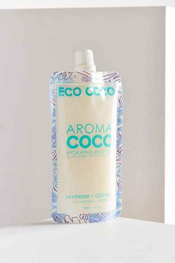 Urban Outfitters Ecococo Aroma Coconut Hydrating Body Oil,assorted,one Size