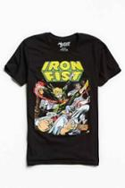 Urban Outfitters Iron Fist Tee,black,s