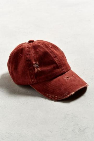 Urban Outfitters Distressed Dad Hat