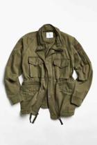 Urban Outfitters Uo M-65 Field Jacket,olive,xl