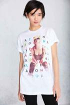Urban Outfitters Madonna Tee,white,s