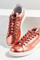 Urban Outfitters Adidas Stan Smith Metallic Boost Sneaker,copper,9