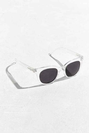 Urban Outfitters Pop Control Sunglasses,clear,one Size