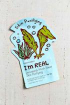 Urban Outfitters Tonymoly I'm Real Mask Sheet,seaweed,one Size