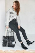 Urban Outfitters Whipstitch Tote Bag