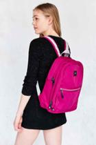 Urban Outfitters State Bags Kent Backpack,berry,one Size