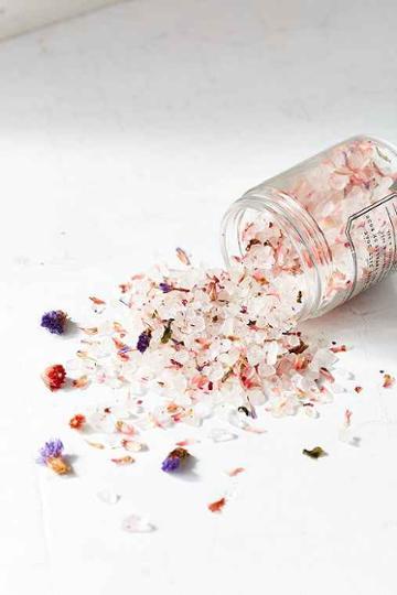 Urban Outfitters Rose Petal Bath Salt Soak,assorted,one Size